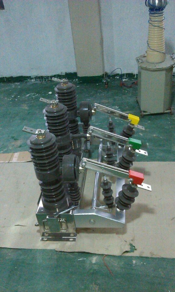 10kv线路高压真空断路器zw32