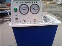 台式循环水真空泵SHZ-D(III)耐腐蚀,无污染