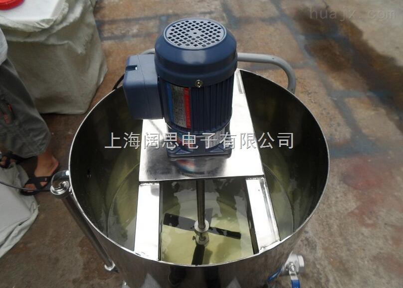 上海阔思厂家直销AMIXER爱米克斯液体搅拌机,适用各种加药桶溶液箱