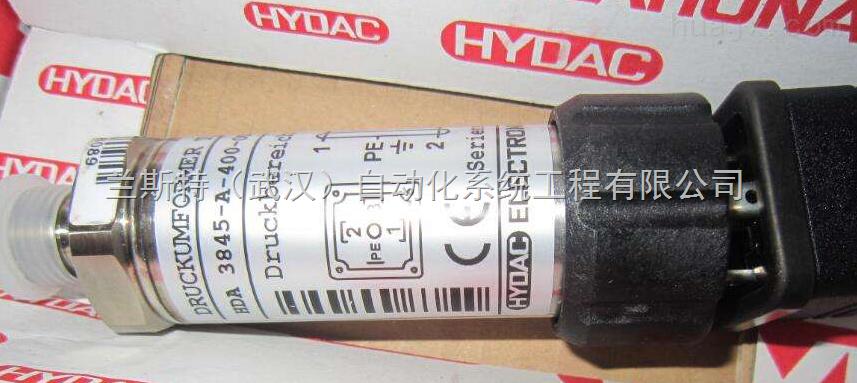 HYDAC贺德克压力继电器EDS 3316-3-0010-000-F1欢迎采购