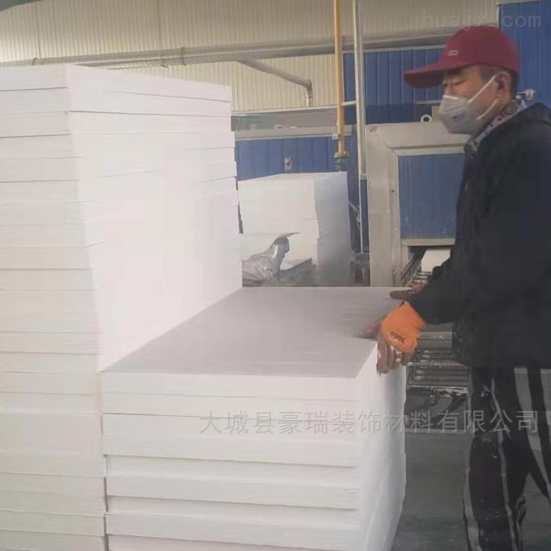 岩棉玻纤板有效隔离室内与室外的温度和湿度