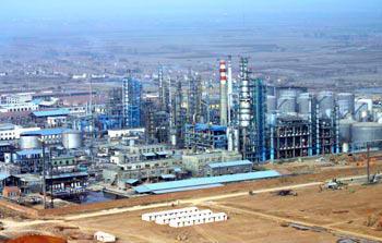 中国首套丙烯和异丁烯联合生产装置成功开车