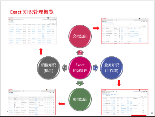 Exact Synergy实现企业全息信息管理