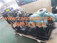 上海赞马180米扬程水冷柴油机多级泵,柴油消防水泵